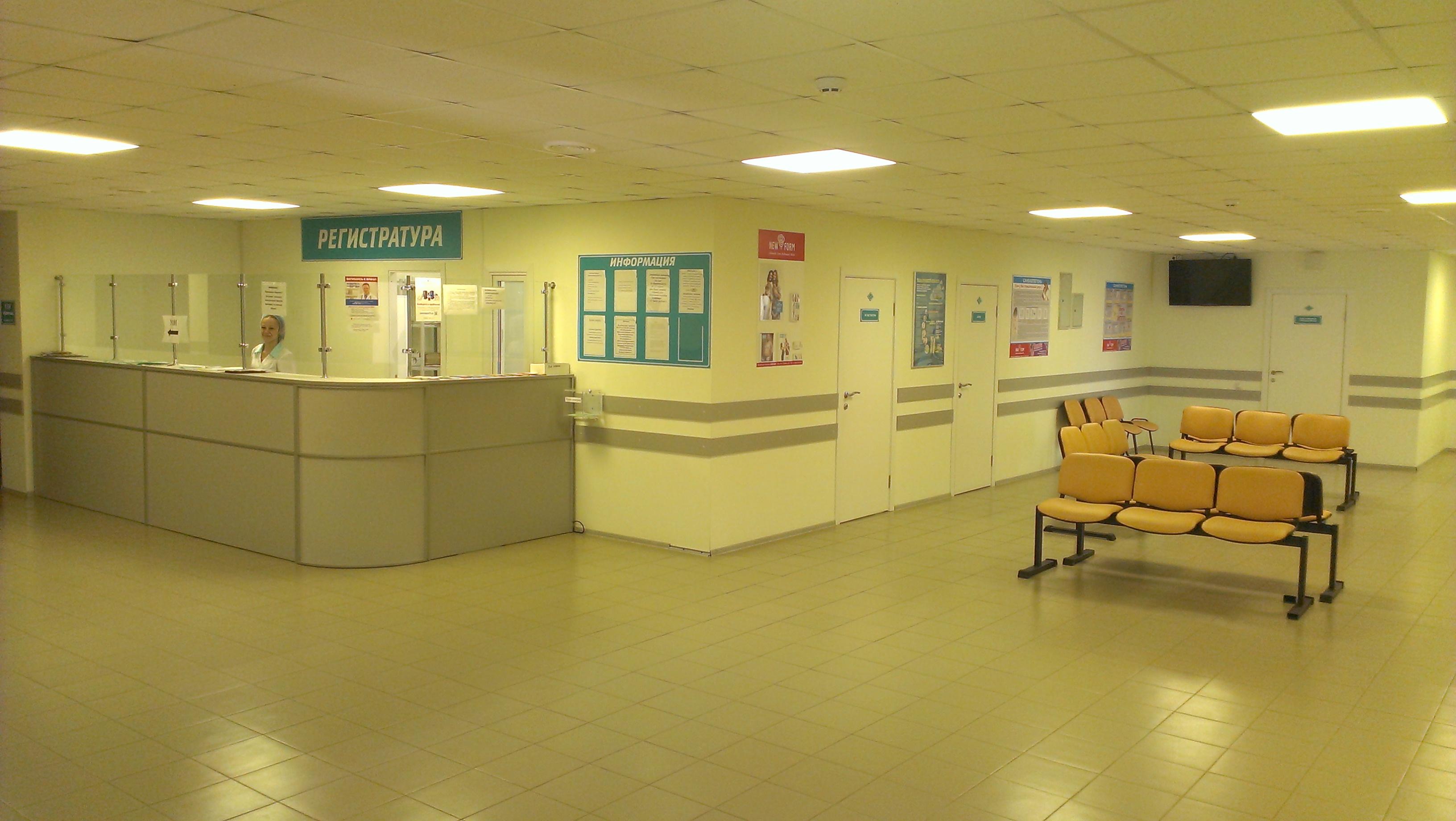 Клиническая больница 31 на улице лобачевского 42